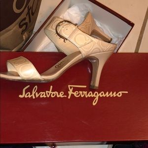 Salvatore Ferragamo Slip Heels